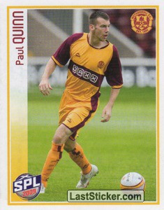 Paul Quinn (Motherwell)