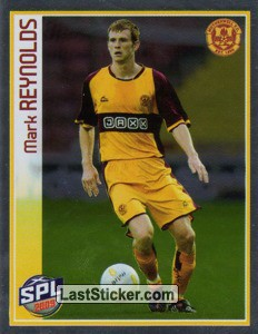 Mark Reynolds (Motherwell)