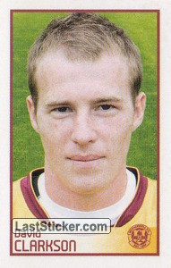 David Clarkson (Motherwell)