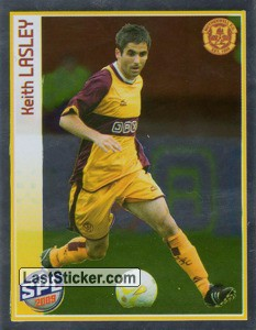 Keith Lasley (Motherwell)