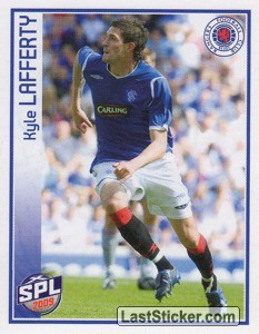Kyle Lafferty (Rangers)