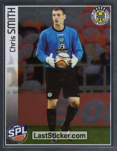 Chris Smith (ST Mirren)
