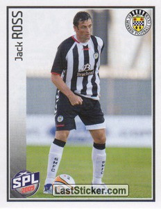 Jack Ross (ST Mirren)