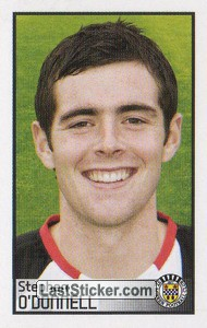 Stephen O'Donnell (ST Mirren)