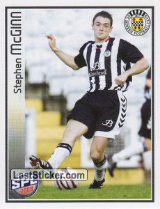 Stephen McGinn (ST Mirren)