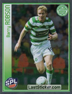 Barry Robson (Celtic)