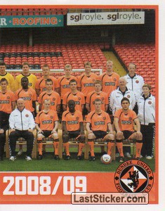 Dundee United Squad - Part 2 (Dundee United)