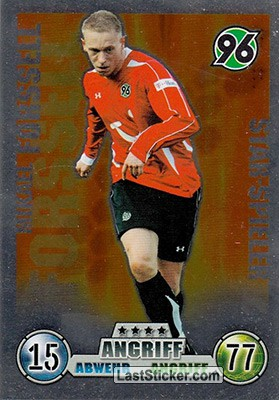 Mikael Forssell (Hannover 96)