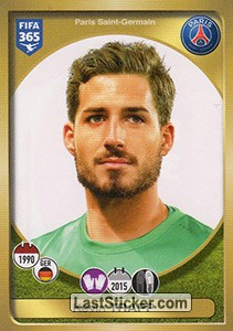 Kevin Trapp (Paris Saint-Germain)