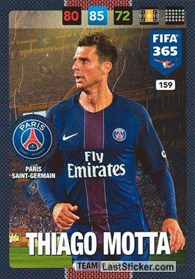 Thiago Motta (Paris Saint-Germain)