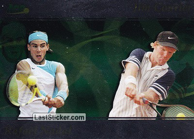 Rafael Nadal/Jim Courier (Dual Match Up)