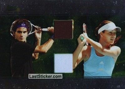 Roger Federer/Ana Ivanovic (Dual Match Up)