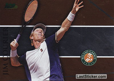 Jim Courier (French Open Memories)