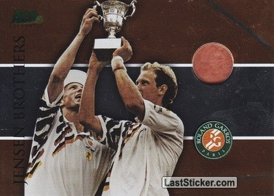 Jensen Brothers (French Open Memories)