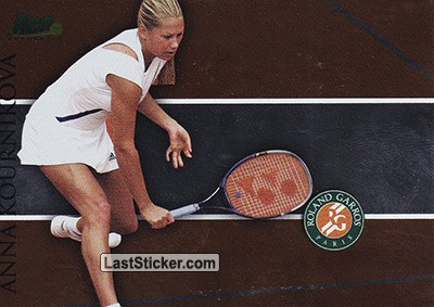 Anna Kournikova (French Open Memories)