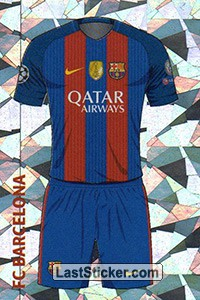 Home Kit (FC Barcellona)