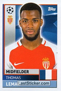 Thomas Lemar (AS Monaco FC)
