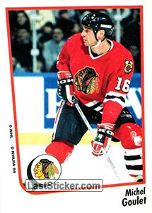 Michel Goulet (Chicago Blackhawks)