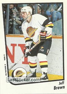 Jeff Brown (Vancouver Canucks)