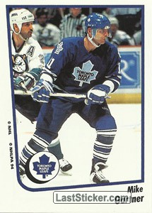 Mike Gartner (Toronto Maple Leafs)