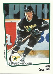 Russ Courtnall (Dallas Stars)