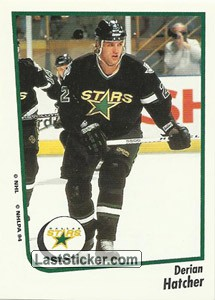 Derian Hatcher (Dallas Stars)