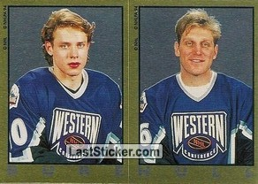 Pavel Bure & Brett Hull (50-Goal Club)