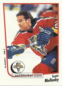 Scott Mellanby (Florida Panthers)