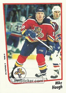 Mike Hough (Florida Panthers)