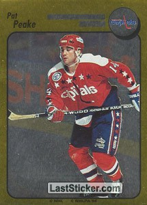 Pat Peake (Rookie (Washington Capitals))