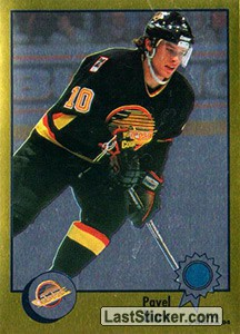 Pavel Bure (NHL Top Ten)