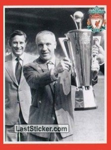 Bill Shankly (Liverpool Domestic Honours)