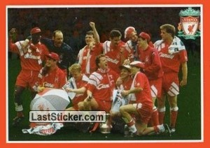 1991-92 F.A. Cup Final (Liverpool Domestic Honours)
