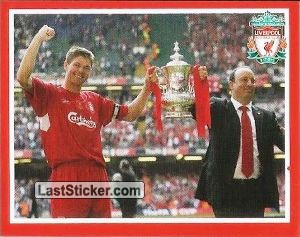 2005-06 F.A. Cup (Liverpool Domestic Honours)