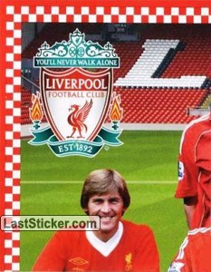 Liverpool Legends Team Photo (puzzle 1) (Liverpool Legend)