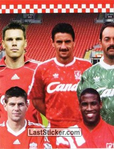 Liverpool Legends Team Photo (puzzle 2) (Liverpool Legend)