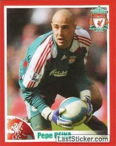 Pepe Reina (International All-Star)