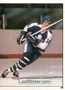 Bill Derlago (2 of 2) (Toronto Maple Leafs)