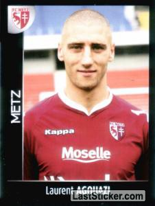 Laurent Agouazi (Metz)