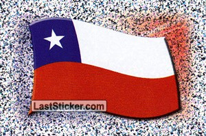 Flag of Chile (Chile)