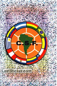 CONMEBOL logo (Roll of Honour)