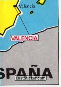 Map of Spain (puzzle 4) (España)