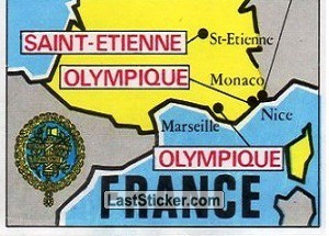 Map of France (puzzle 2) (France)