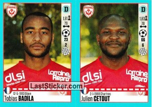 Tobias Badila - Julien Cetout (Nancy)