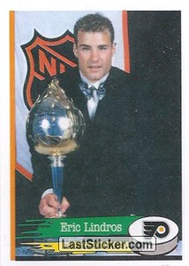 Eric Lindros (Award Winners)