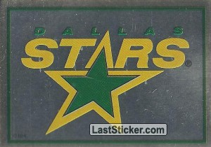 Team Logo (Dallas Stars)