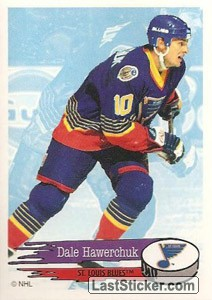 Dale Hawerchuk (St. Louis Blues)