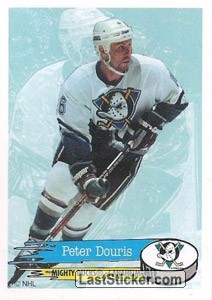 Peter Douris (Anaheim Mighty Ducks)