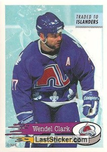 Wendel Clark (Colorado Avalache)