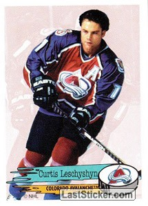 Curtis Leschyshyn (Colorado Avalache)
